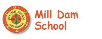Mill Dam School logo