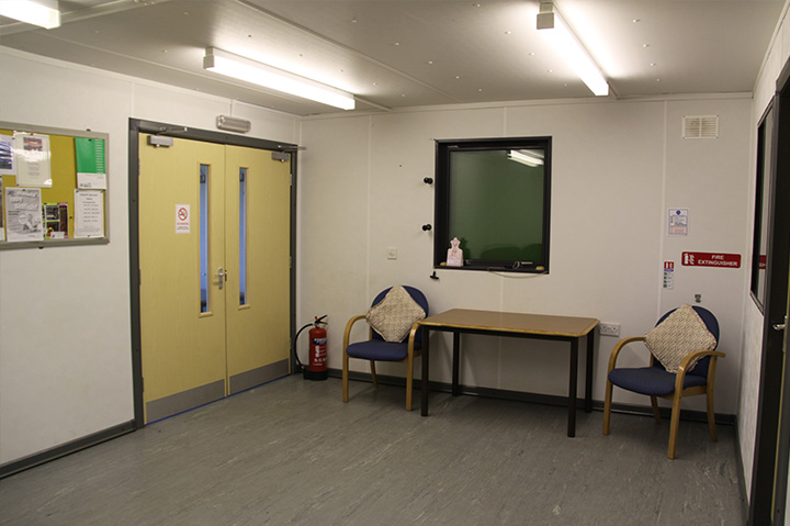 Brackenhill Centre community room