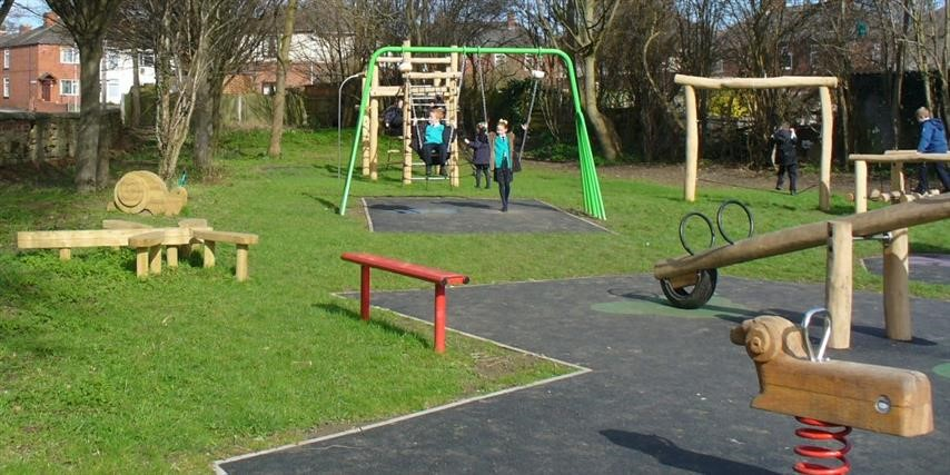 low ackworth play area